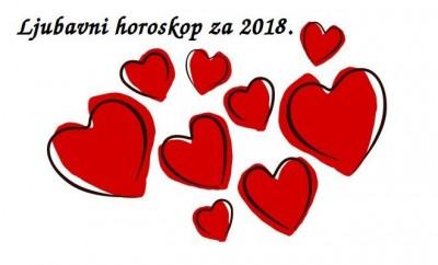 godisnji ljubavni horoskop za 2018. godinu