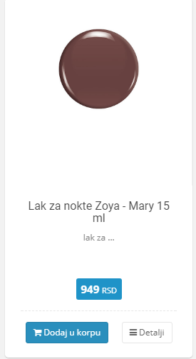 zoya lak mary