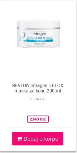 detox maska