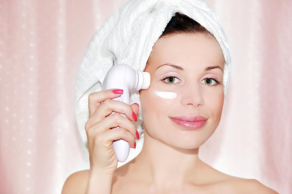 četke za čišćenje lica
