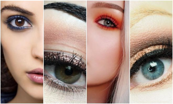 ajlajner prema boji ociju