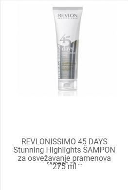 Revlon šampon za pramenove