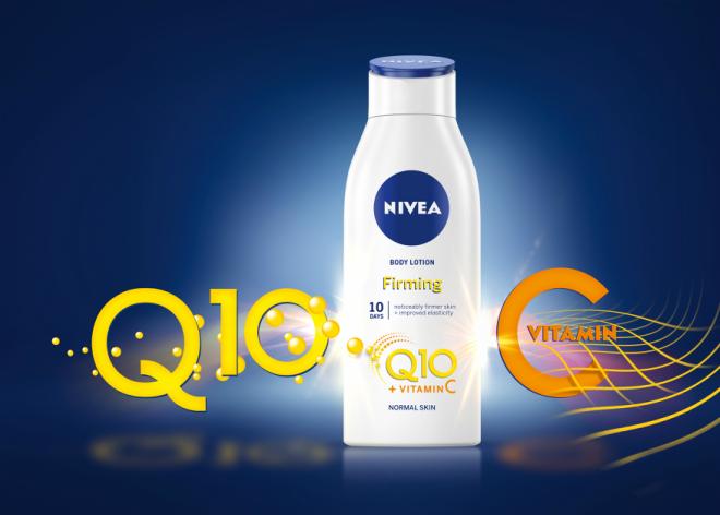 Nivea q10 + vitamin C