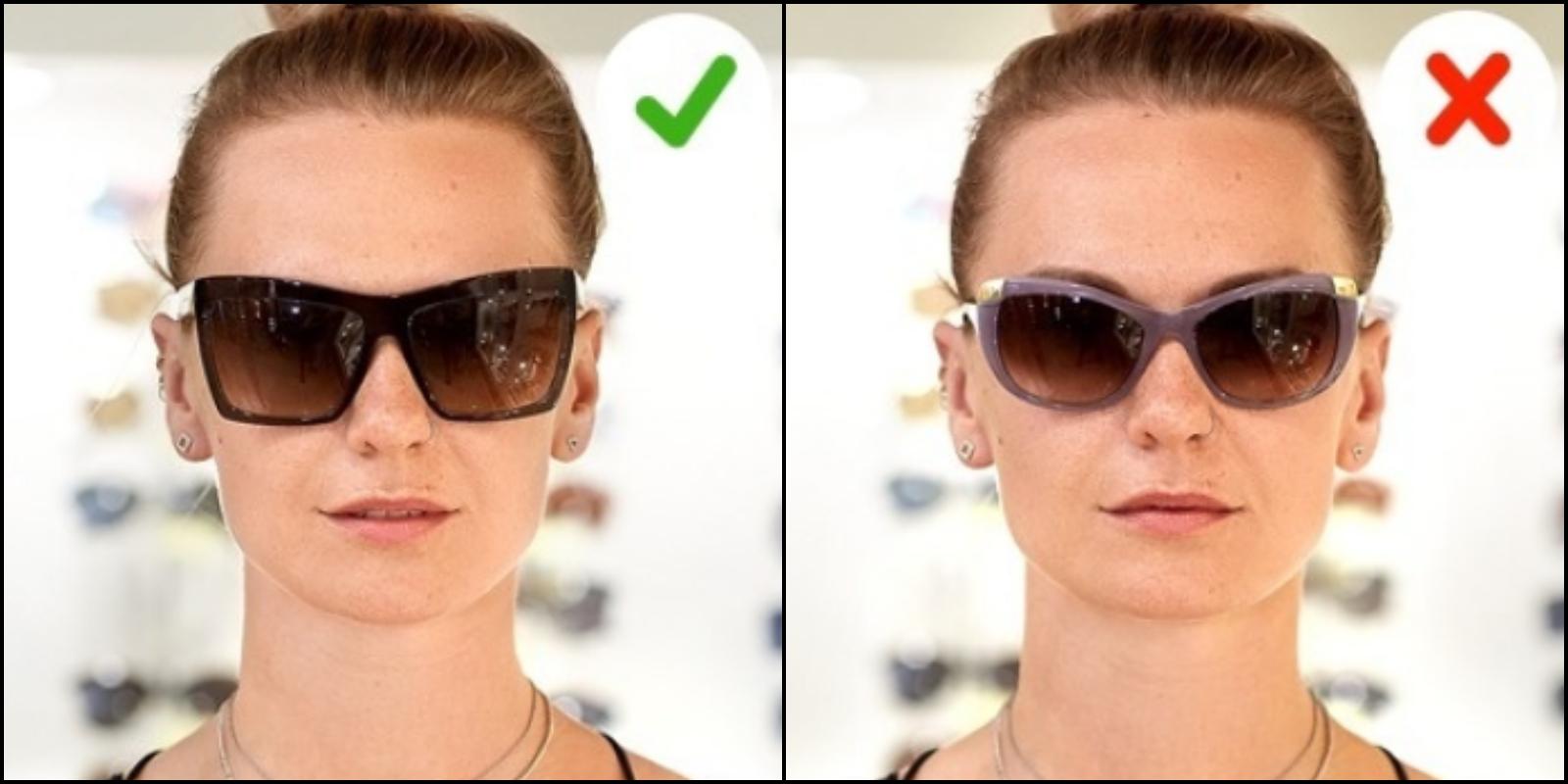 pravougaono lice naocare za sunce