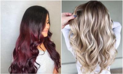 boje kose za jesen