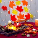 DIY jesenja dekoracija