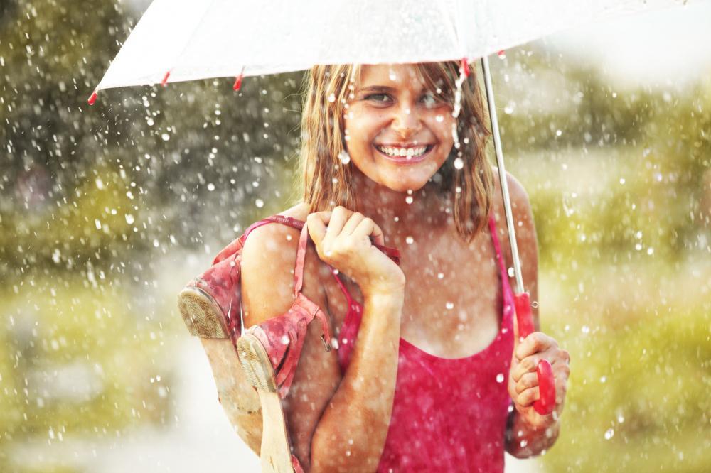 šminka i kiša