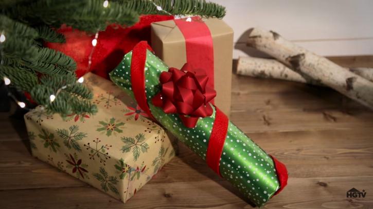 pakovanje novogodišnjih poklona