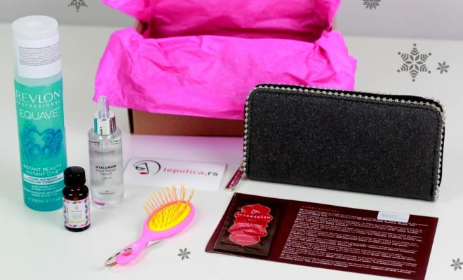 novogodišnji beauty box