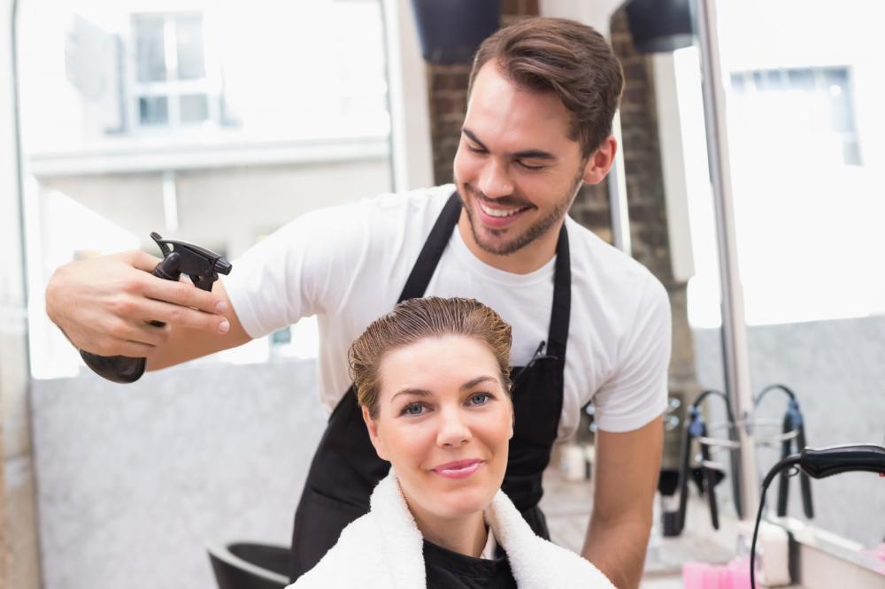 redosled nanošenja proizvoda za kosu