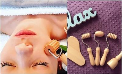 maderoterapija lica