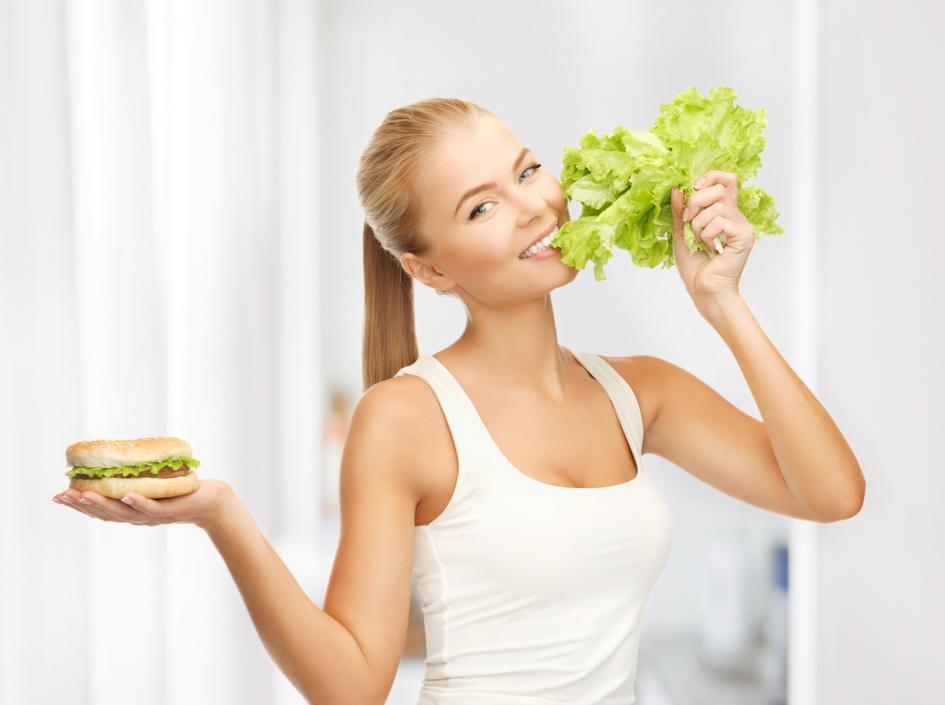 dijeta sa zelenom salatom