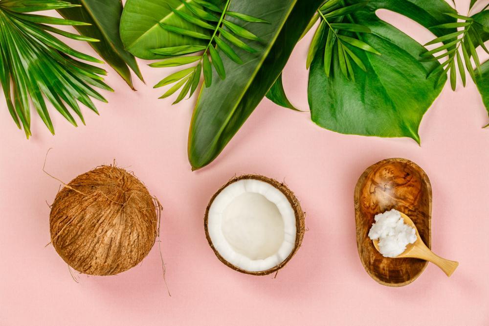 maska za kosu sa kokosovim uljem