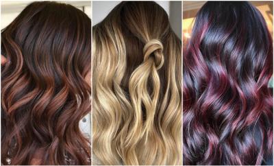 jesenji trendovi boje kose