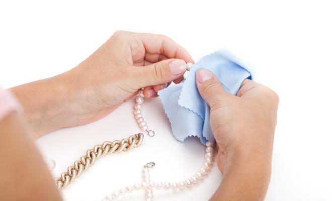 čišćenje nakita