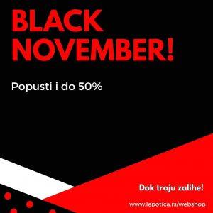 black november akcija