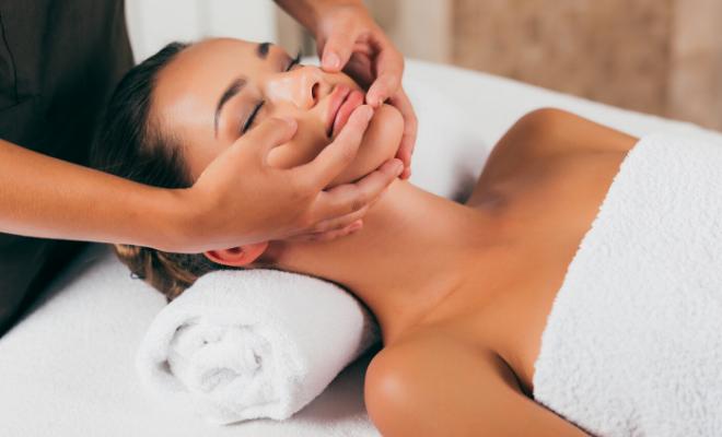 masaža lica