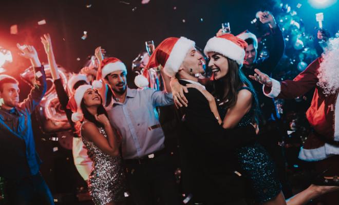 novogodišnja žurka