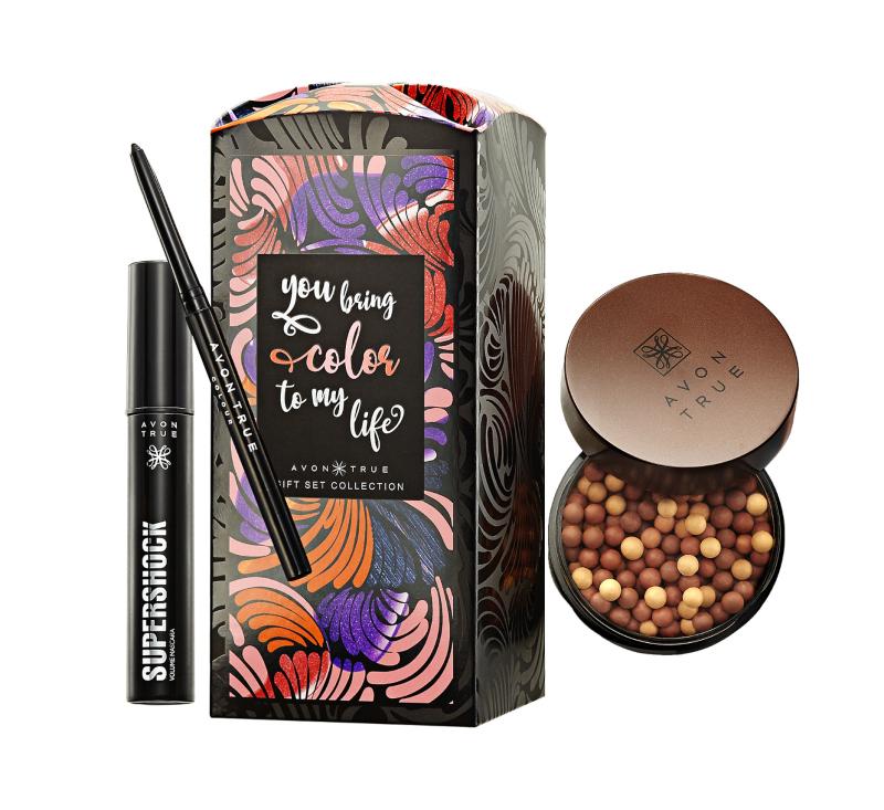 avon makeup poklon set