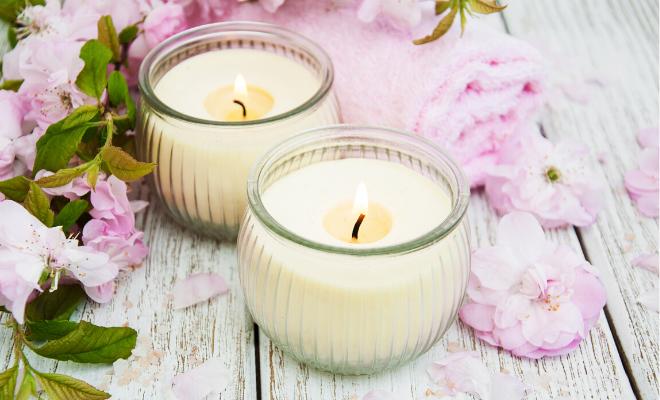 mirisna sveća kao poklon