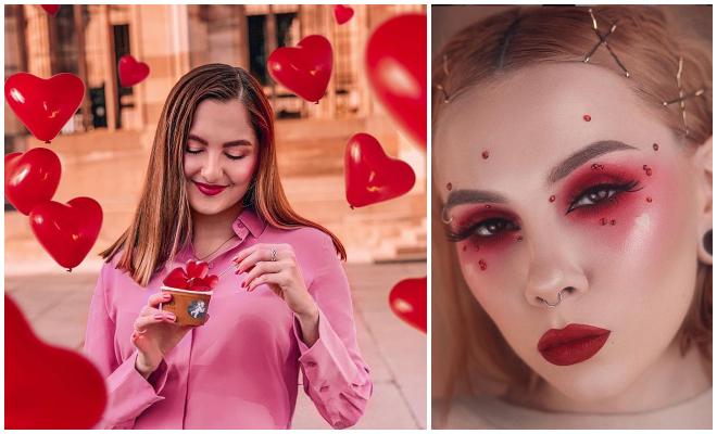 ššminka za dan zaljubljenih