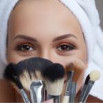 čišćenje četkica za šminkanje