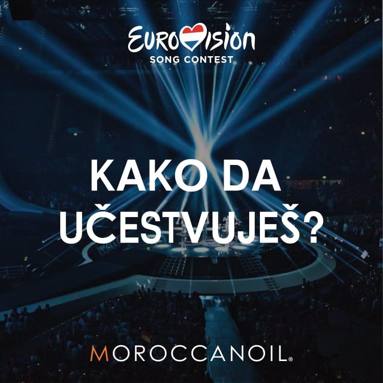 moroccanoil evrovizija takmičenje