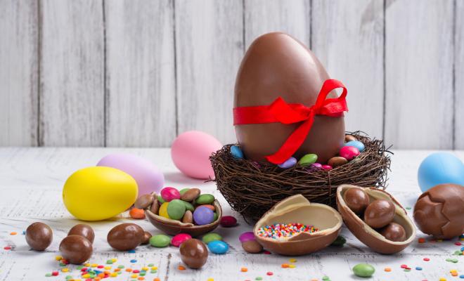 čokoladna jaja