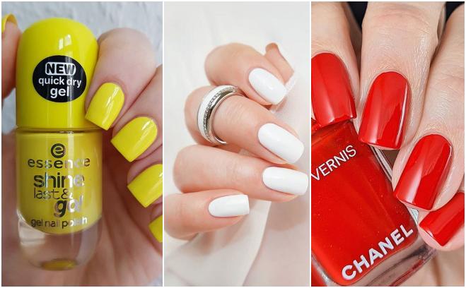 letnje boje lakova za nokte