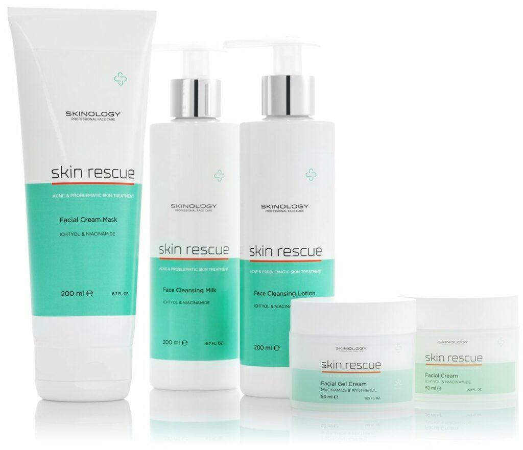 skin rescue masna koža