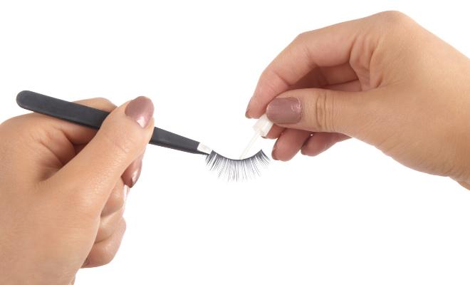 čišćenje trepavica
