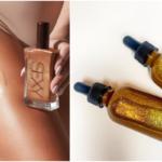 ulje za telo sa šljokicama