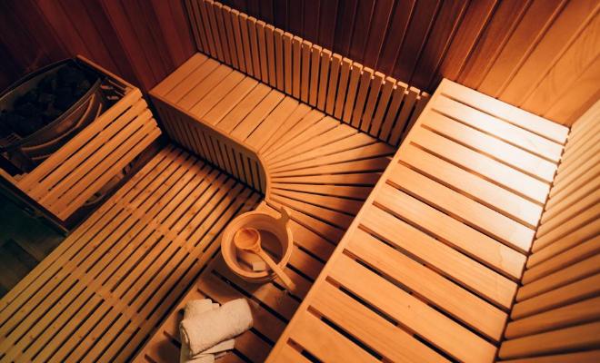 kako izgleda sauna