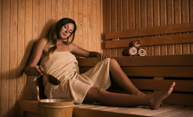 korišćenje saune