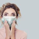 šminkanje i zaštitna maska