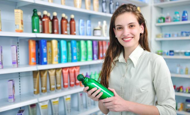 oznake na šamponima