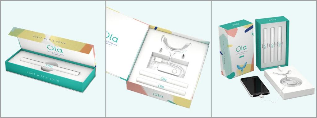 ola led set za izbeljivanje zuba