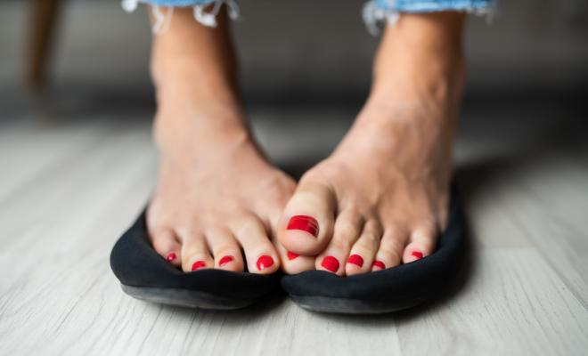 znojenje stopala