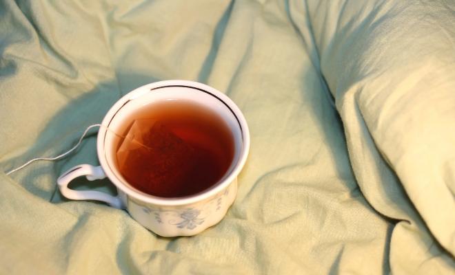 čaj pre spavanja