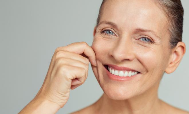 menopauza i koža