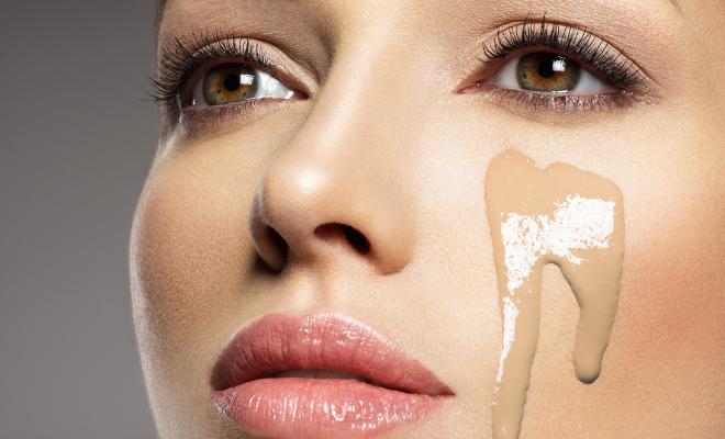make-up pravila tečni puder