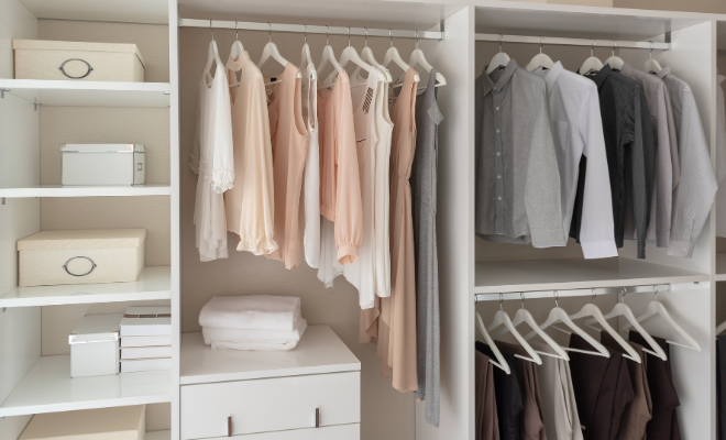 kapsulni garderober