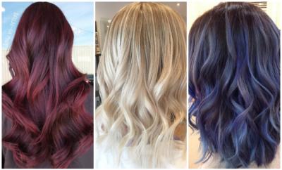 boje kose za zimu