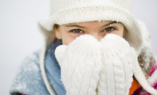 zimska nega ruku