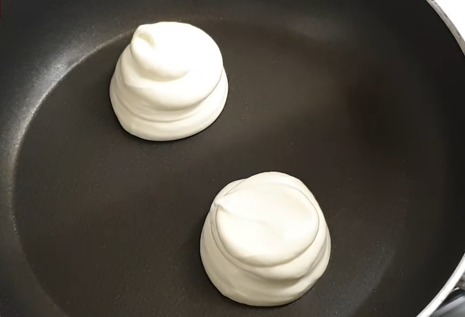 Japanske sufle palačinke