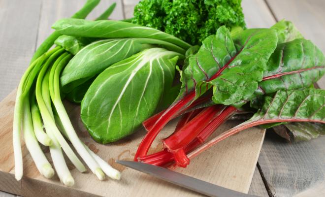 zeleno povrće i zdravlje kose
