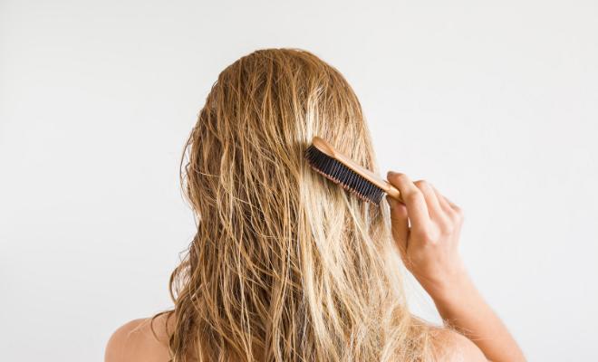 pravilno češljanje kose