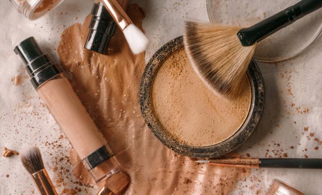 powder foundation