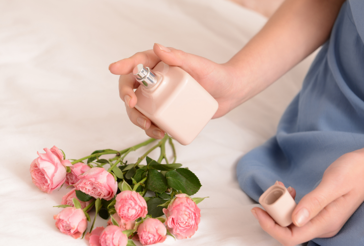 parfem pre spavanja