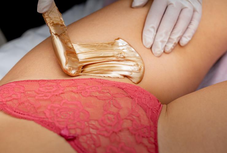 depilacija bikini zone
